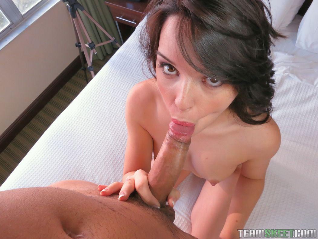 Small tits job pic