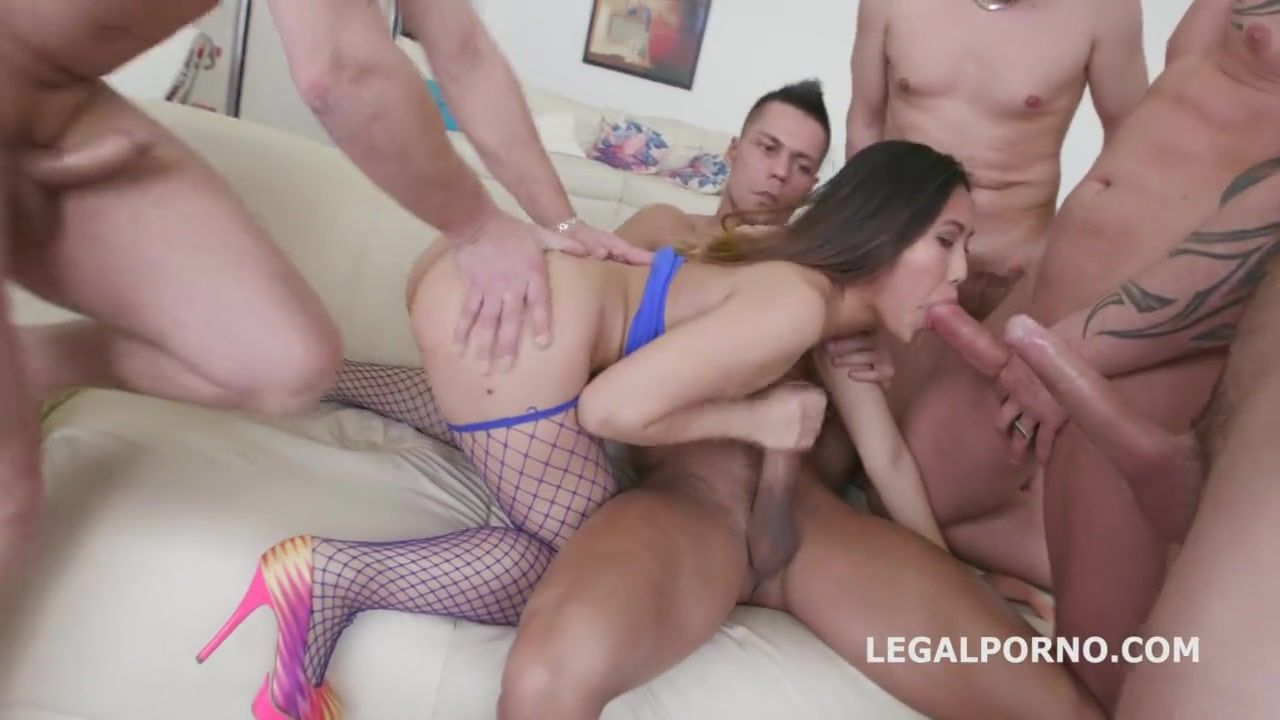 happens. bbw anal creampie gangbang think, that you are