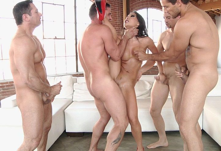 Mr. P. reccomend super rough gangbang