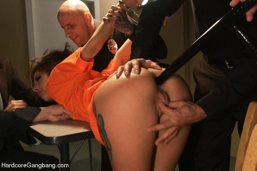 Sasha grey gang bang 5 free