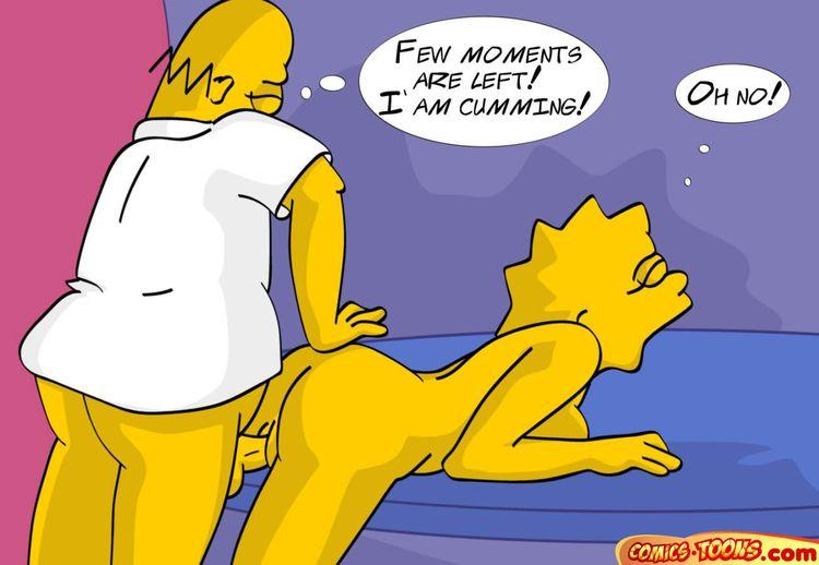 Air R. reccomend simpsons cartoon porno