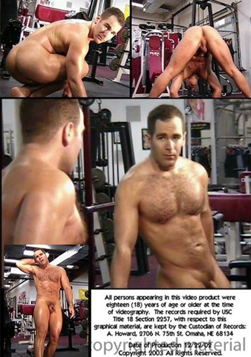 Naked workout sex