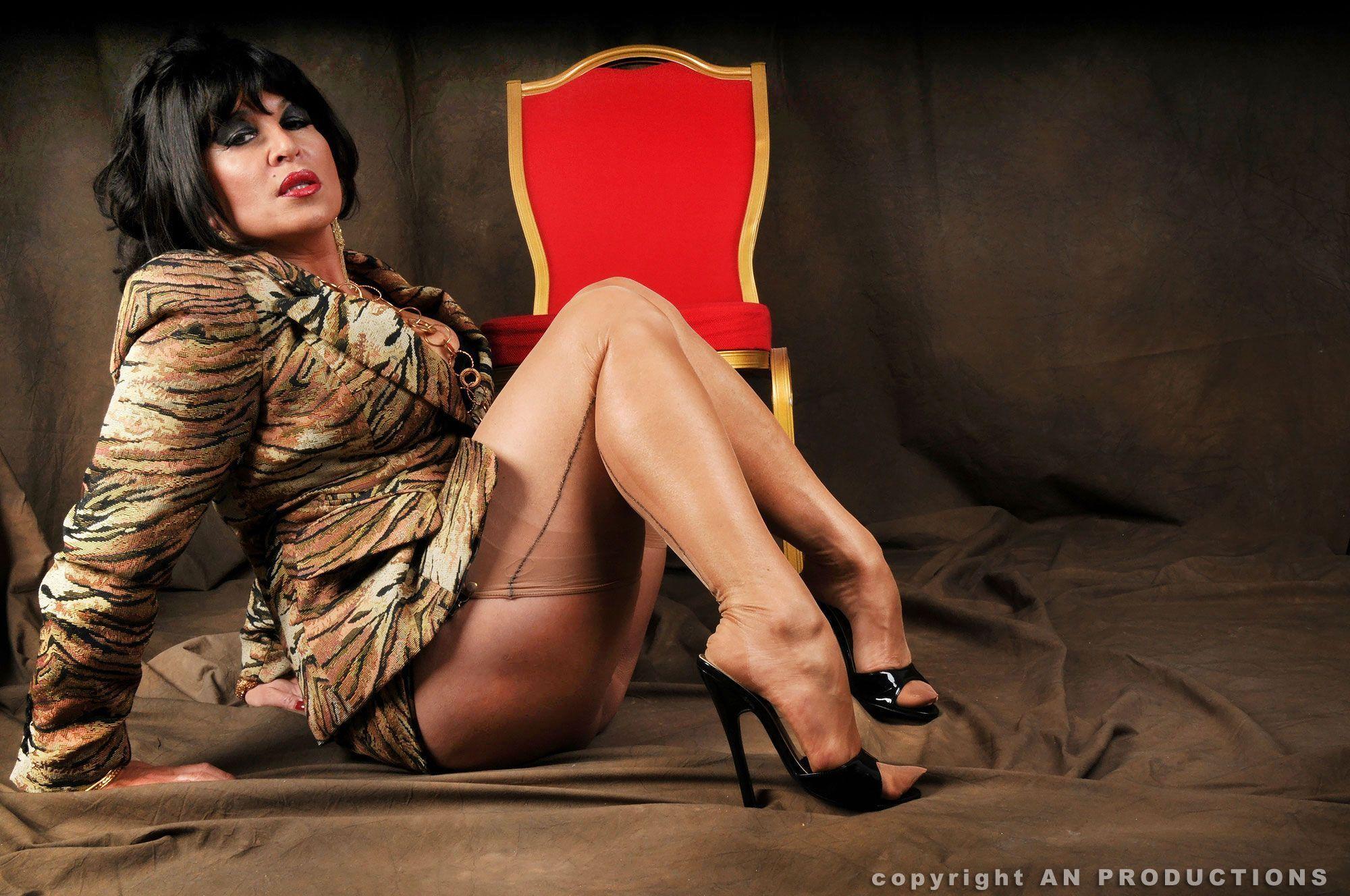 german mature in stockings