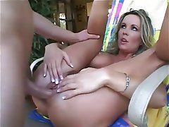 Opinion anal blonde milf wife think, that