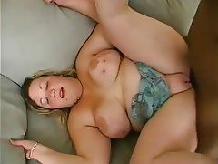 best of Anal threesome mature chubby