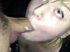 Finnish amateur blowjob