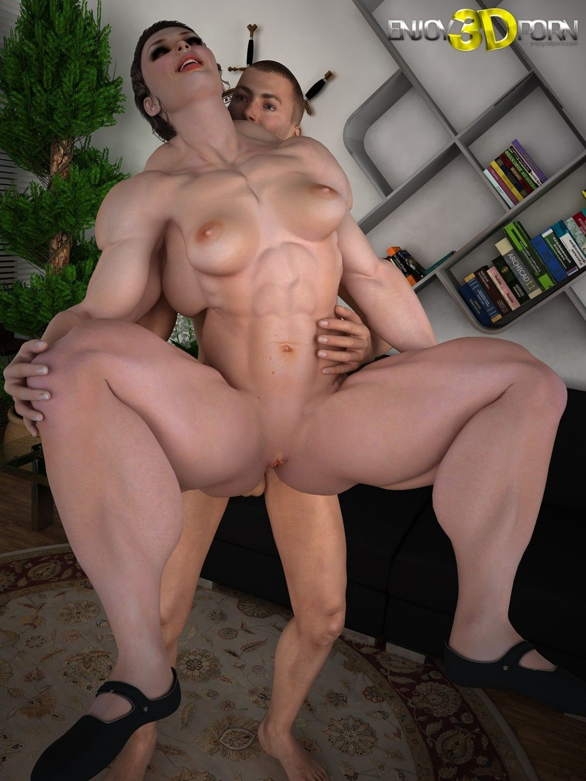 3D Muscle Sex muscle girl fucked hard . new porn. comments: 1