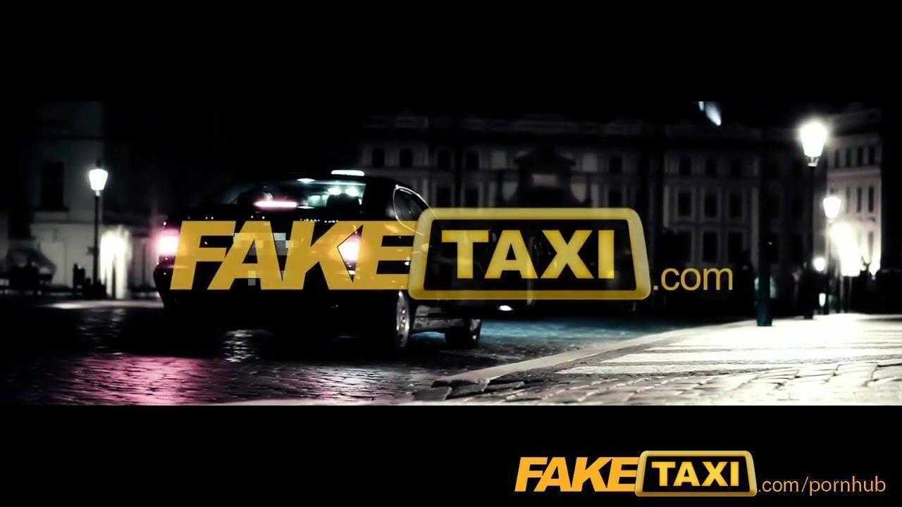 Uhura reccomend fake taxi big tits blonde