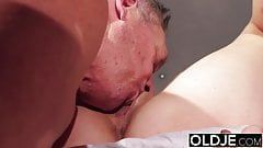 Brazzers - Nikky Dream gets stucked and needs to get pounded out.