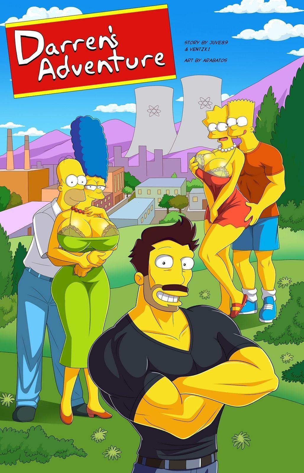 Porno simpsons Simpsons Pics