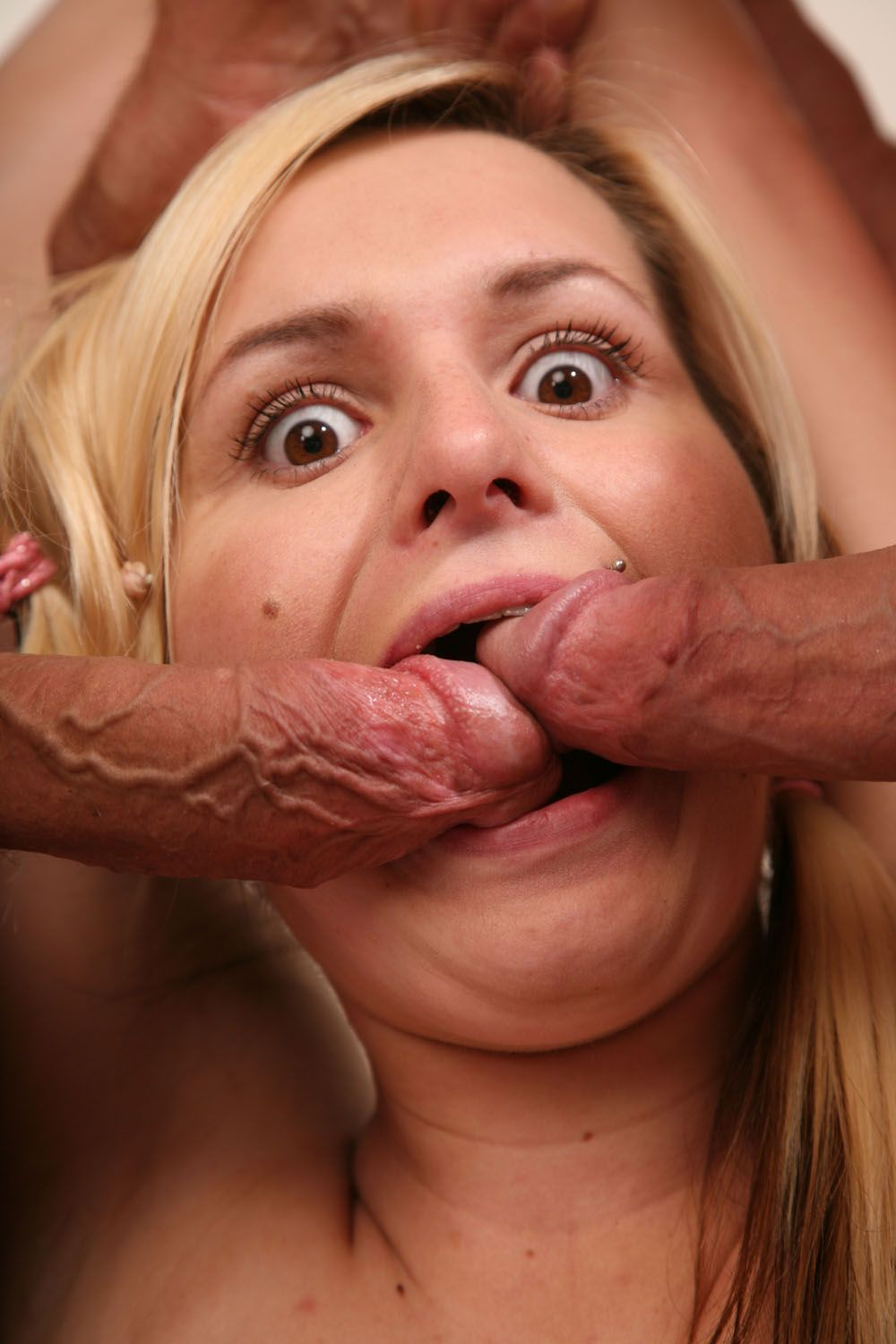 2 Cocks In 1 two cocks mouth - porn tube. comments: 1